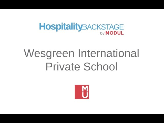 Wesgreen International School @ Mövenpick Al Mamzar Dubai