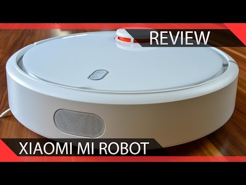 Xiaomi Mi Robot Vacuum - Saugroboter Deutsch/German