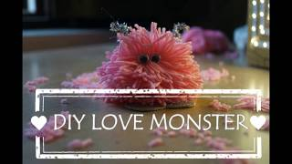 LOVE MONSTERS | BEST VALENTINE'S DAY GIFT IDEA