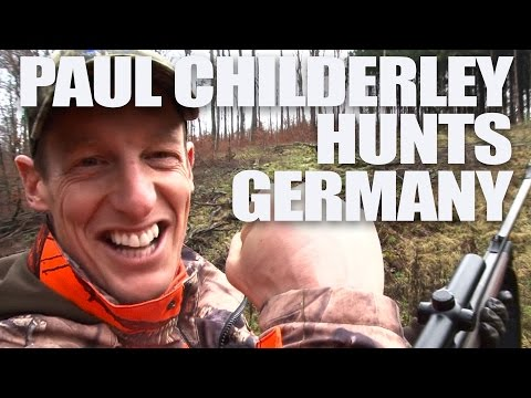 Paul Childerley Hunts Germany