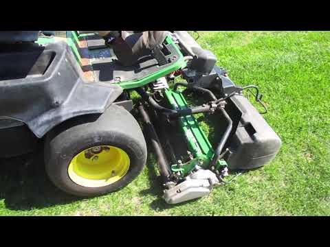 Video: John Deere 2500E græsklipper 1