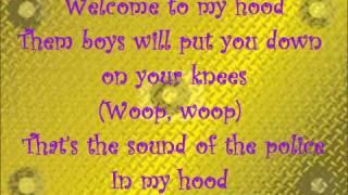 DJ Khaled - Welcome To My Hood Lyrics