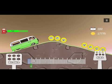 Car Mountain Hill Driver - Climb Racing Game #2 - Best Android GamePlay FHD