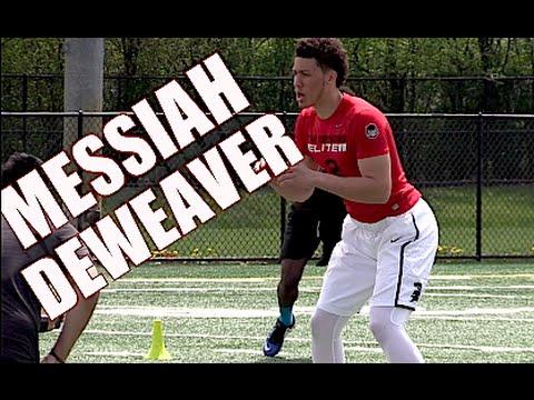 Messiah DeWeaver