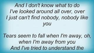 Aretha Franklin - Nobody Like You Lyrics