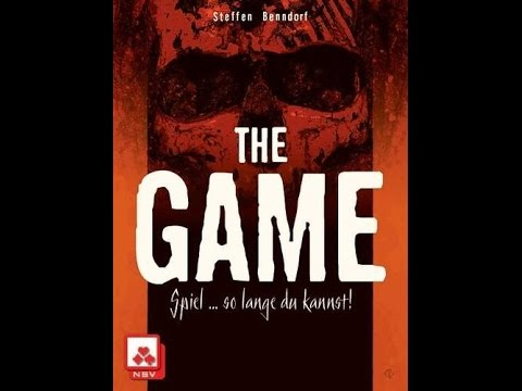 The Purge # 1301: The Game: The Game is a game where you play a game to beat The Game and be named the winner of the game