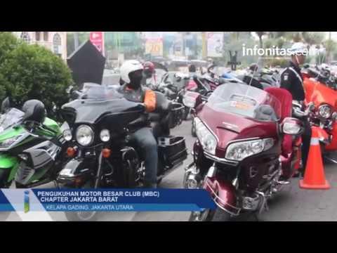 Pengukuhan Motor Besar Club (MBC), Hotel Whiz Prime Kelapa Gading