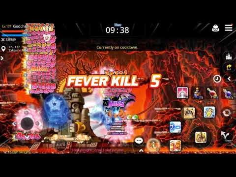 Download Maplestory M Zakum Boss Expedition Video 3GP Mp4 FLV HD Mp3