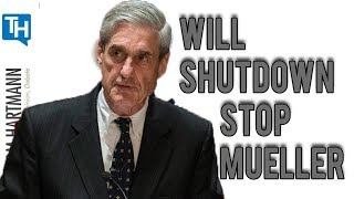 Will Government Stay closed until Mueller Infestation Ends?