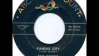 Fats Domino - Kansas City, September 8, 1964