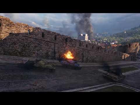 World Of Tanks - Voda a jiné zbraně