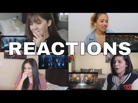 Taylor Swift - LOOK WHAT YOU MADE ME DO (REACTIONS)