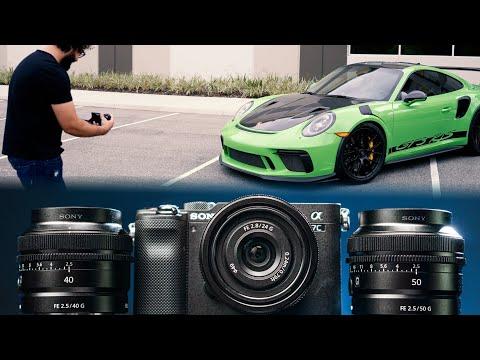 External Review Video c4sTjHdYvRs for Sony FE 50mm F2.5 G Lens (SEL50F25G)