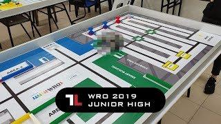 "WRO 2019 JUNIOR HIGH ""Smart Lighting"""