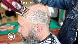 The Best Haircut For Balding Men   CxBB VIP
