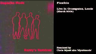 Depeche Mode - Flexible (Live In Crossgates, Leeds)