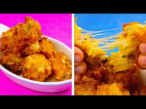 15 DELICIOUS RECIPES WITH ONION || 5-Minute Recipes For Special Occasions!