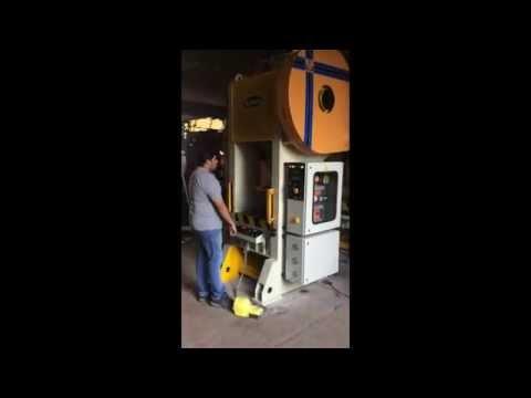 H-Frame Pillar Pneumatic Press