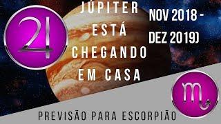 Júpiter em Sagitário(2018-2019) para SIGNO DE ESCORPIÃO---CONVERSA&ASTROLOGIA