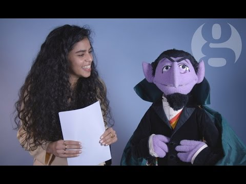Counting with the Count, Sesame Street's most famous vampire