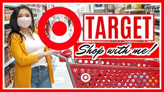 TARGET SHOP WITH ME!