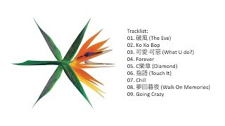 [Full Album] EXO – THE WAR (Chinese)