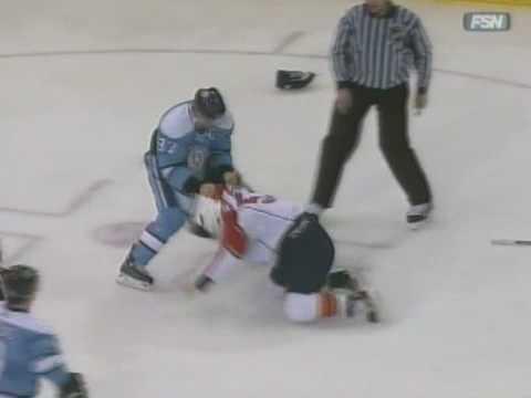Sidney Crosby vs. Brett McLean