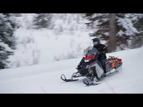 2022 Polaris 650 Voyageur 146 ES in Mio, Michigan - Video 1