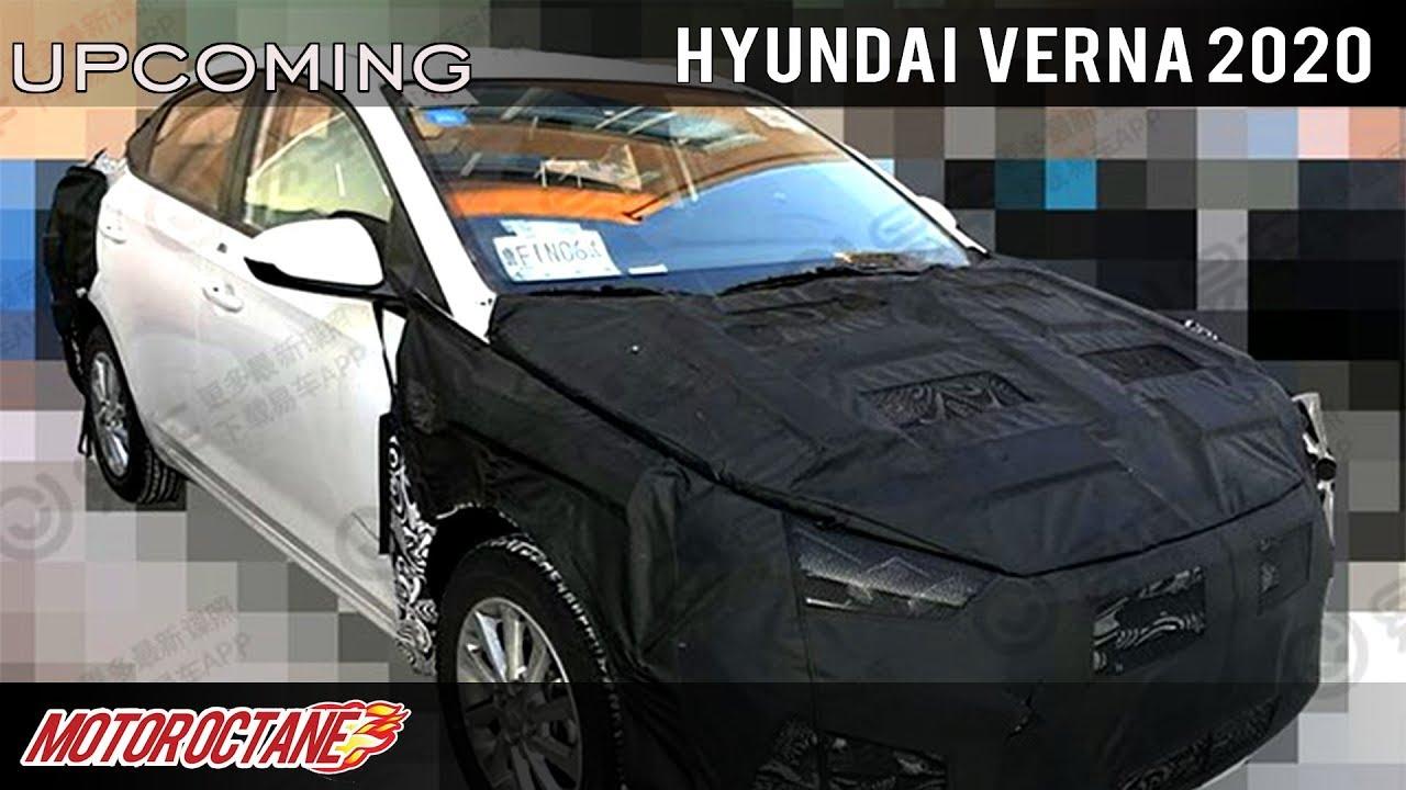 Motoroctane Youtube Video - Hyundai Verna 2020 Images are out | Hindi | MotorOctane
