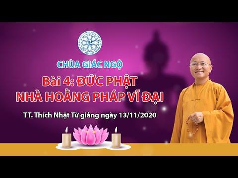 Đức Phật - Nhà hoằng pháp vĩ đại (Sư phạm hoằng pháp)