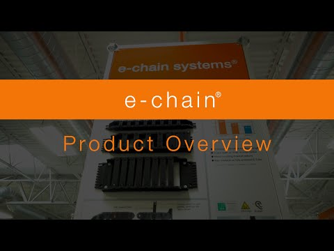 Energy Chains with igus