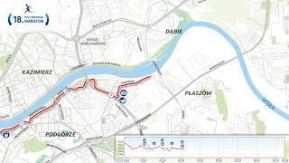 Film do artykułu: Cracovia Maraton TRASA...