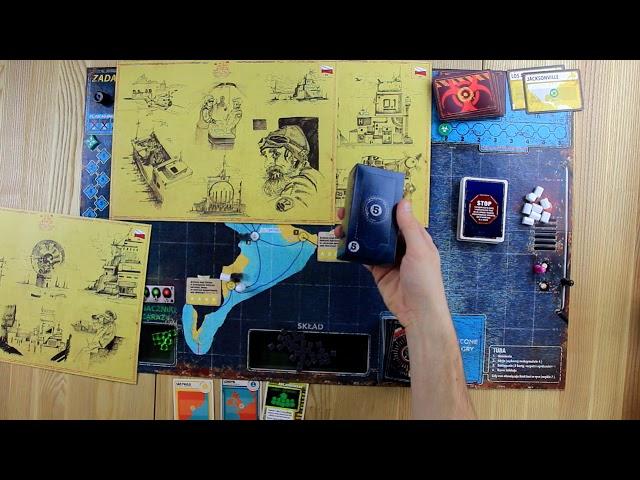 Gry planszowe uWookiego - YouTube - embed c55GS1MTy3I