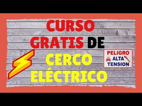 ⏭COMO INSTALAR CERCO ELÉCTRICO⚡️⚡️⚠️⚠️ CURSO!!! (TIPS)
