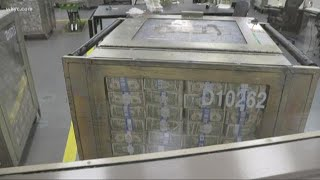 Leon Bibb reports: The billions stored within the Cleveland Federal Reserve Bank vault
