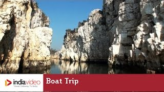 Memorable Boat Trip Through Marble Rocks In Jabalpur