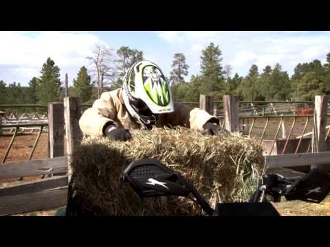 2017 Arctic Cat Alterra 400 in Barrington, New Hampshire