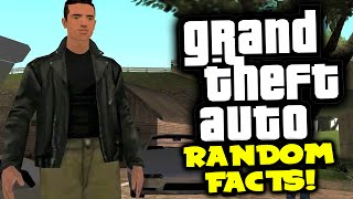 4 MIND-BLOWING Facts About The GTA Series You Probably Didn't Know!