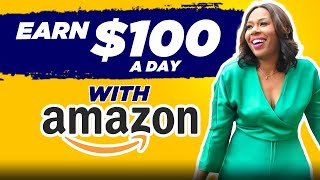 AMAZON AFFILIATE MARKETING: HOW TO MAKE $1200 A MONTH| Beginners Tutorial| CREATE YOUR OWN STIMULUS!
