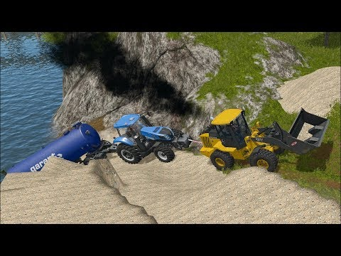 FS17 - Mining and Construction Economy  Map 004