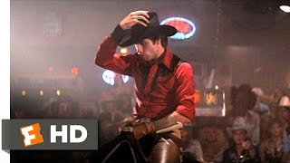 Urban Cowboy (7/9) Movie CLIP - Gilley's Rodeo Competition (1980) HD