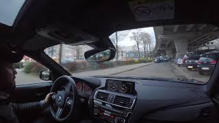 Download Youtube: BMW M2 in der Stadt & Polizei Kontrolle (Ohne Video)