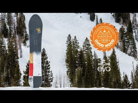 Never Summer Big Gun – Good Wood Snowboard Reviews : Best Men's All Mountain Snowboards of 2017-2018