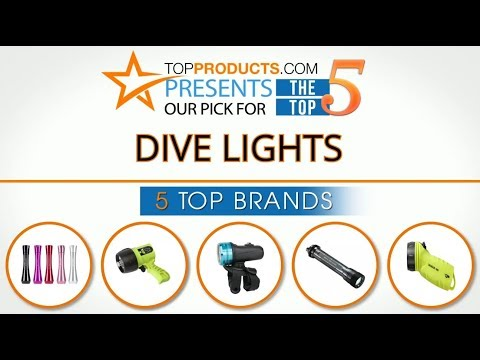 Best Dive Light Reviews 2017 – How to Choose the Best Dive Light