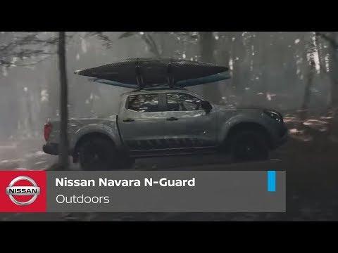 Nissan  Navara Пикап класса J - рекламное видео 2
