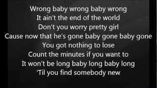 Martina McBride - Wrong Baby Wrong with Lyrics