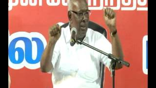 A grand Pattimandram at Sunbeam Chennai by Mr. Solomon Papiah - Final speech - Part 7