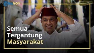Disinggung soal Pelaksanaan New Normal di Jakarta, Anies Baswedan Sebut Tergantung Perilaku Warga