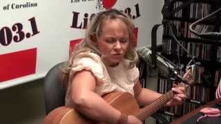 Buddy Michaels w/ Donna Hughes @ Life 103.1 FM WLHC 8/20/2014 Facebook Song