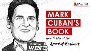 TIP051: Billionaire Mark Cuban's Book, Winning at the Sport of Business